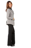 Business woman standing Stock Images