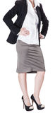 Business woman standing Royalty Free Stock Photo
