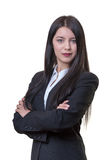 Business woman standing Stock Photography