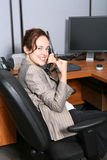 Business Woman Success Stock Photo