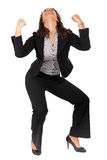 Business woman success Stock Photos