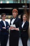 Business woman team Royalty Free Stock Photo