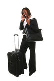 Business Woman Travelling Stock Image