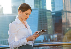 Business woman Royalty Free Stock Image