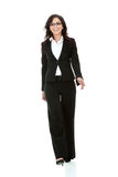 Business woman walking Stock Photos