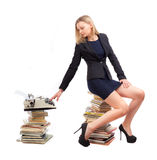 Business-woman Stock Photography