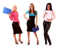 Business womans Stock Photography