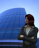 Business Women 5 Stock Images