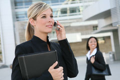 Business Women Royalty Free Stock Photos