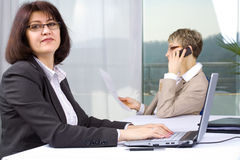 Business women 6 Stock Image