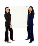 Business women doing Royalty Free Stock Photo