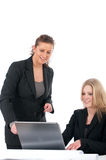 Business women in office Royalty Free Stock Photography