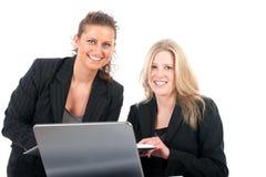 Business women in office Stock Photo