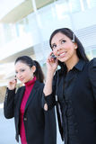 Business Women at Office Royalty Free Stock Photo