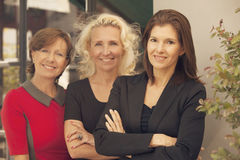 Business women portrait Royalty Free Stock Photography