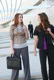 Business Women Team Stock Image
