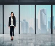 Business women at work Stock Photography