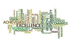 Business word cloud vector illustration