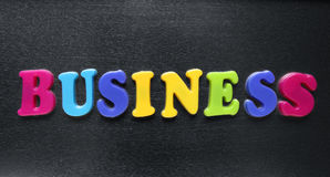 Business word Stock Images