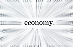 Business words Royalty Free Stock Photos