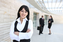 Business Workers at Office Royalty Free Stock Photo