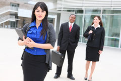 Business Workers at Office Stock Image