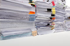 Business workload concept Stock Photography