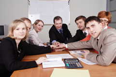 Business workplace Stock Images