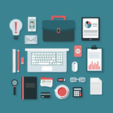 Business workplace Stock Image