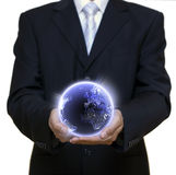 Business world Royalty Free Stock Photos