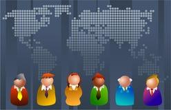 Business world Royalty Free Stock Photo