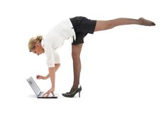 Business yoga #4
