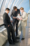 Business young men Royalty Free Stock Photos
