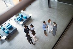 Business young people meeting conference discussion corporate. Business people meeting conference discussion corporate concept royalty free stock image
