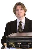 business2 серьезное Стоковая Фотография RF