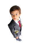 Businessboy Royalty Free Stock Photography