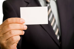 Businesscard Stock Photos