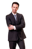 Businessman. Stock Photo