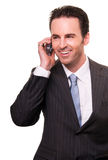 Businessman. Royalty Free Stock Image
