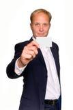 Businessman Royalty Free Stock Photo