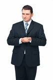 Businessman. Royalty Free Stock Photos