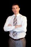 The businessman stock photos