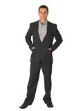 Businessman #227 Royalty Free Stock Image