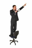 Businessman #239 Royalty Free Stock Photography