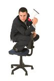 Businessman #247 Stock Image