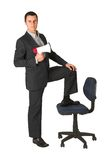Businessman #251 Royalty Free Stock Photos