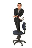 Businessman #254 Royalty Free Stock Photography