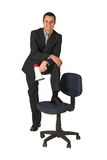 Businessman #257 Royalty Free Stock Image