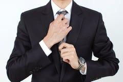 Businessman. A Businessman / white background /professional Stock Image