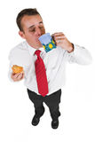 Businessman #37 stock image